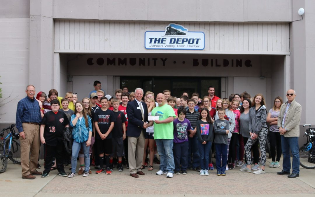 The Depot Receives Charlevoix County Community Foundation Grant