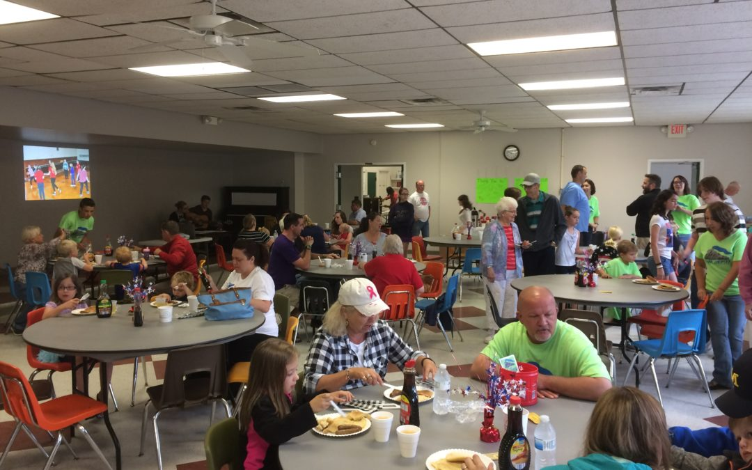 2017 Freedom Festival Pancake Breakfast