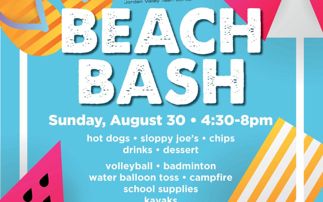 2020 Beach Bash