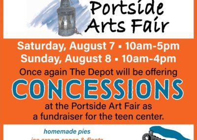 Portside Arts Fair